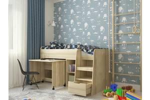 Нові Дитячі ліжка горища