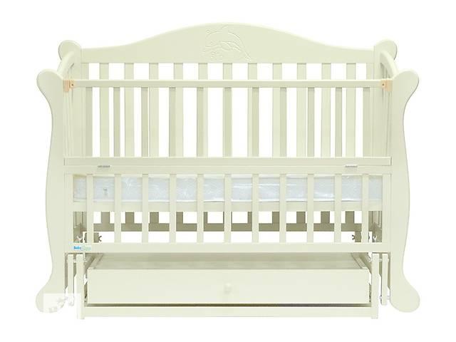 продам Детская кроватка Baby Sleep Grazia Lux с ящиком бу в Киеве