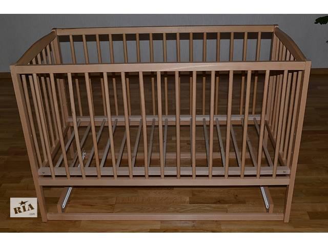 бу Детская кроватка Дубок в Виннице
