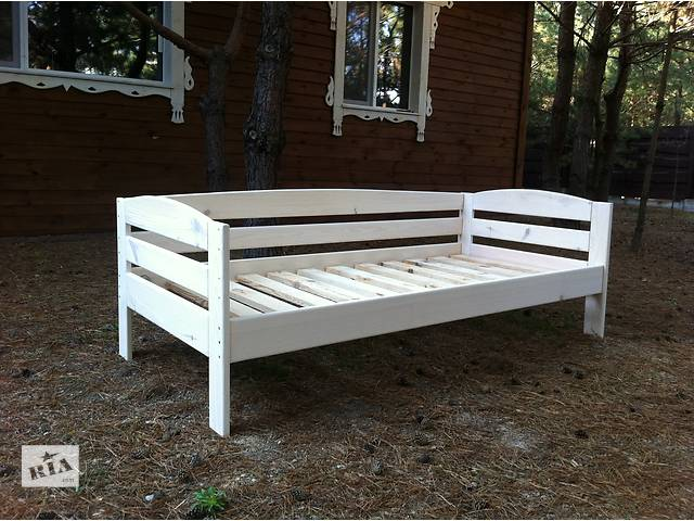 Детская кроватка Гуфи в белом цвете. Бесплатная доставка.- объявление о продаже  в Киеве