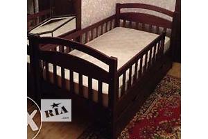 Детская кроватка Карина-Люкс с ортопедическим матрасом и ящиками