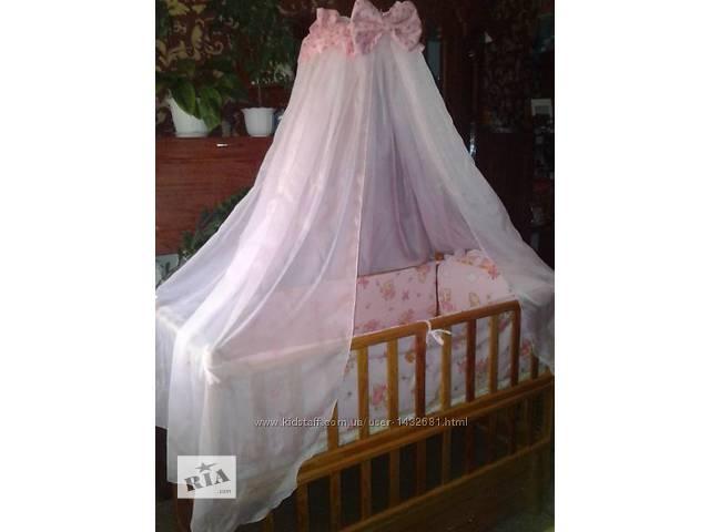 бу Детская кроватка из натурального дерева в Вараше (Кузнецовск)