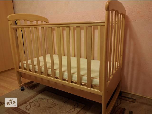 бу Детская кроватка в Киеве