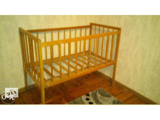 Детская Кроватка- объявление о продаже  в Виннице