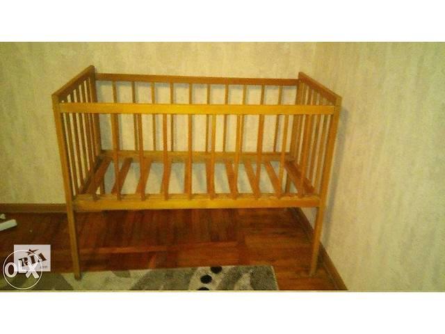 продам Детская Кроватка бу в Виннице