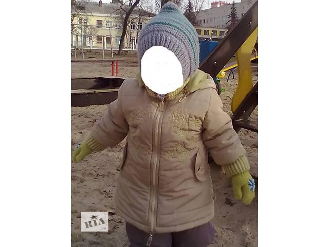 продам Детская куртка 98-104 размер бу в Киеве