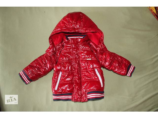 купить бу детская курточка теплая в Харькове