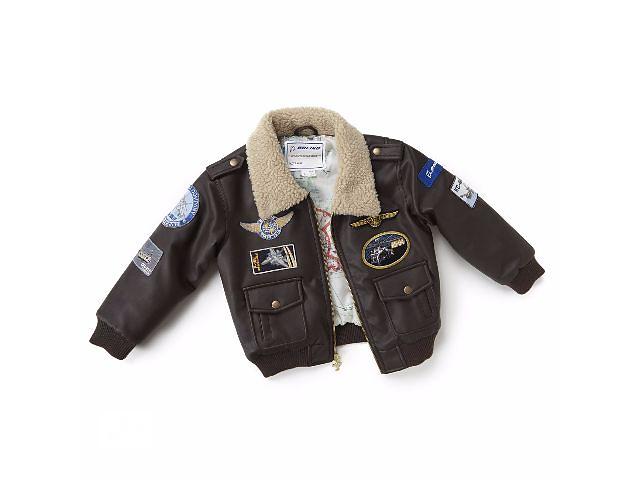 продам Детская летная курточка Боинг Aviator Jacket, США бу в Львове
