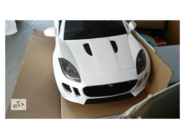 продам Детская машина на аккумуляторе MD 218 JAGUAR, белый, EVA колёса бу в Львове