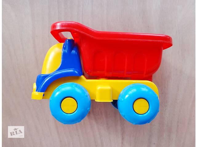 купить бу Детская машинка самосвал в Киеве