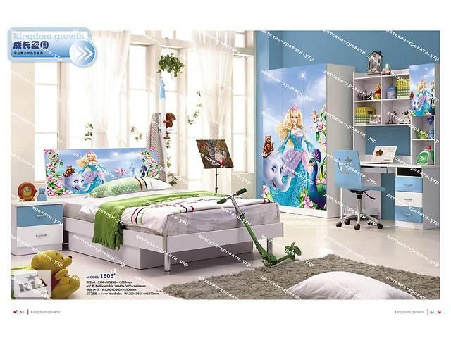 продам Детская мебель Принцеси Дисней бу в Львове