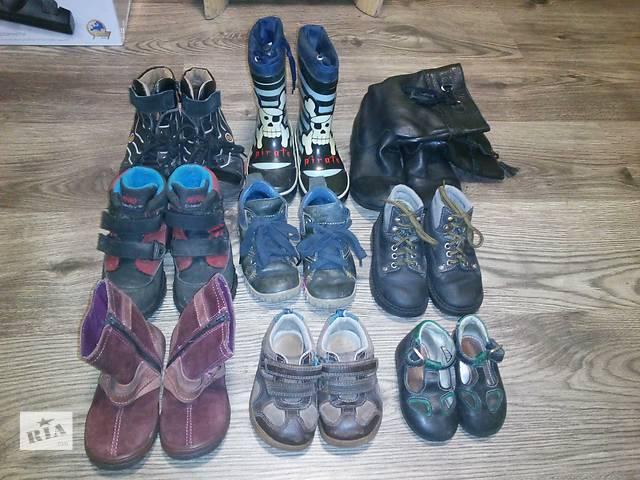 бу Детская обувь демисезонная в Киеве