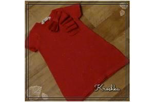 б/у Детские вязаные платья H&M