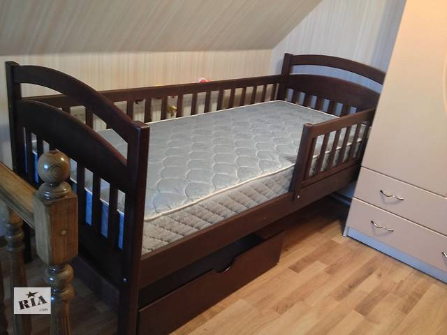 бу Детская односпальная кроватка Карина! в Киеве
