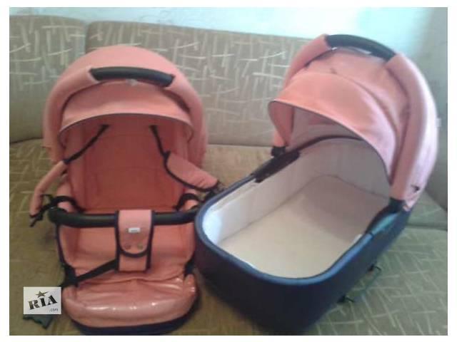 продам Детская универсальная коляска 2 В 1+чудесный дутик в подарок!! бу в Сумах