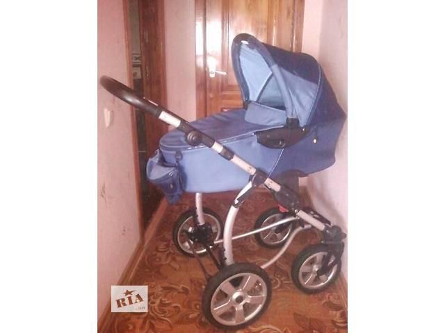 Детская,универсальная коляска2в1, от0мес.до 3-х лет.- объявление о продаже  в Одессе