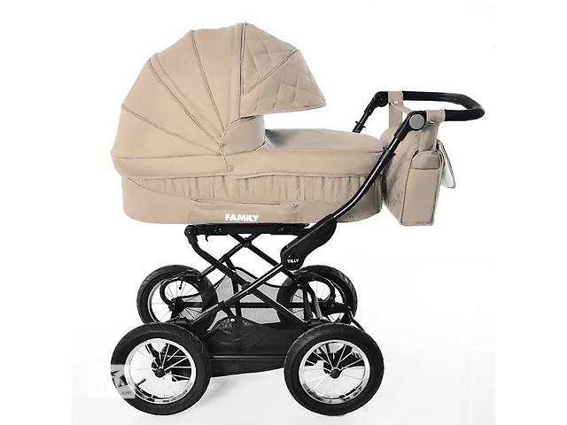 купить бу Детская универсальная прогулочная коляска Tilly Family T-181 в Одессе
