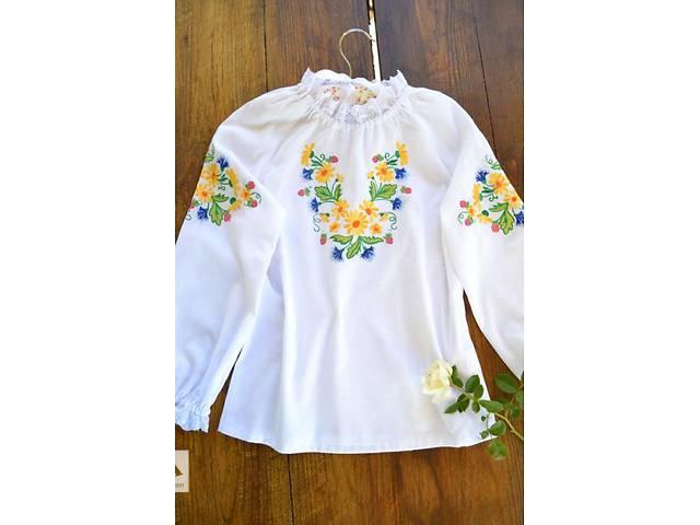 Детская вышиванка для девочки №7- объявление о продаже  в Ровно