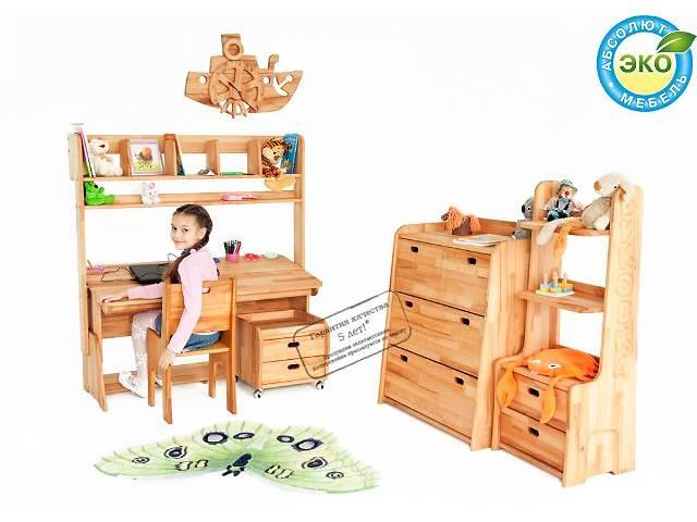 Детская мебель из натурального дерева - детская мебель.