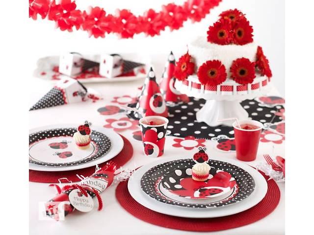продам Детская красочная одноразовая посуда из Германии бу в Нежине