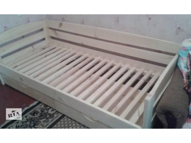 продам Детская кровать без ящика одноместная бу в Киеве