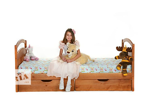 Детская кроватка Карина с ортопедическим матрасом и с ящиками  ! В наличии !!!