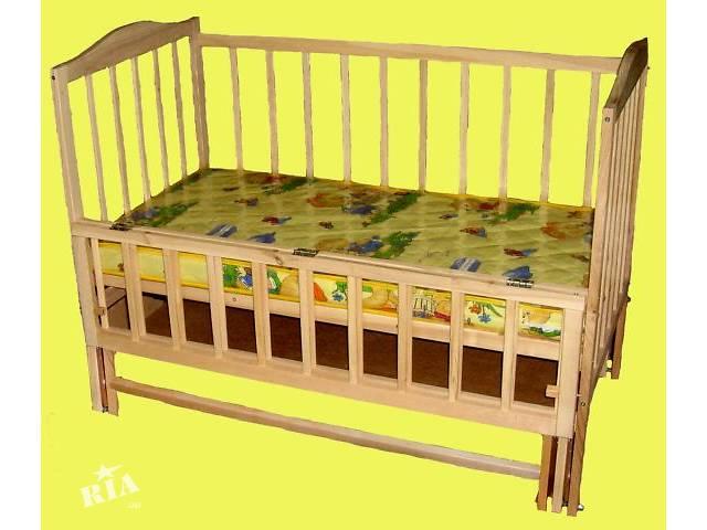 купить бу Новые детские кроватки Еко 3, со склада в Виннице