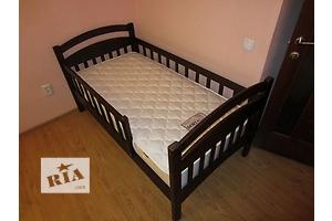 Детская,подростковая кровать из натурального дерева со съемными  бортиками!