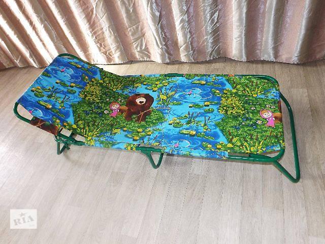 купить бу Детская раскладушка в Одессе