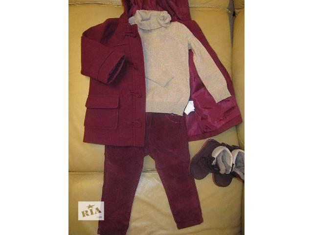 купить бу Детская верхняя одежда Детское пальто б/у Для девочек в Херсоне