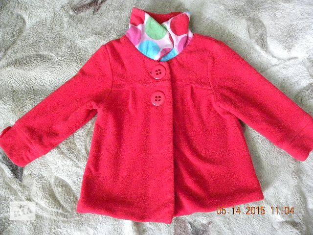купить бу Детская верхняя одежда Детское пальто б/у Для девочек в Тернополе