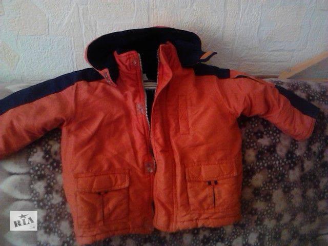 продам Детская верхняя одежда Детские демисезонные куртки б/у бу в Хмельницком