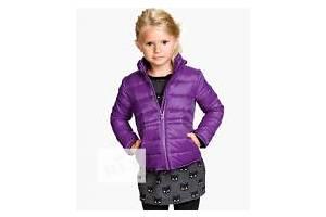 Новые Детские демисезонные куртки H&M