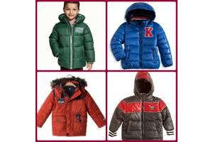 Новые Детские куртки C&A