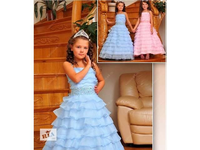 Детское нарядное платье 34 размер- объявление о продаже  в Киеве