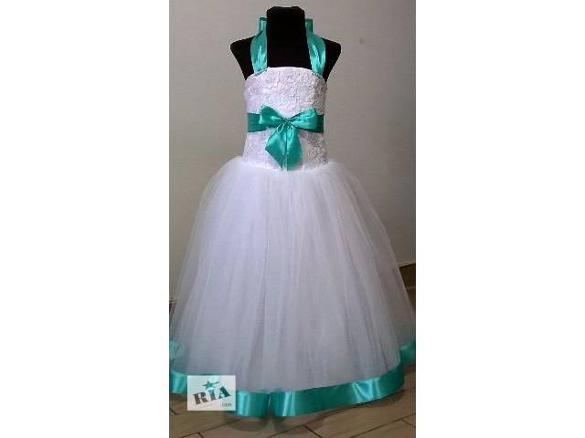 купить бу Детское нарядное платье в Черновцах