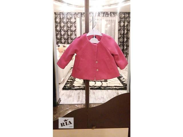 Детское пальто для девочки- объявление о продаже  в Яворове (Львовской обл.)
