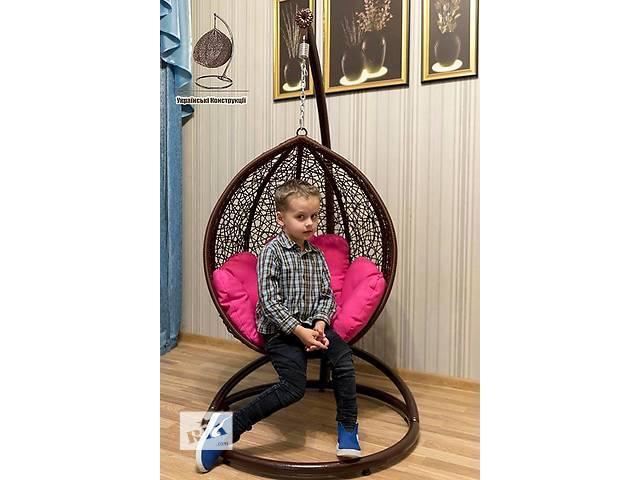 бу Детское подвесное кресло кокон.Кресло качалка,кресло шар в Киеве