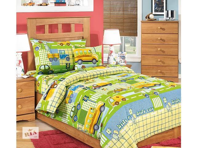 Детское постельное бельё в кроватку- объявление о продаже  в Кропивницком (Кировограде)