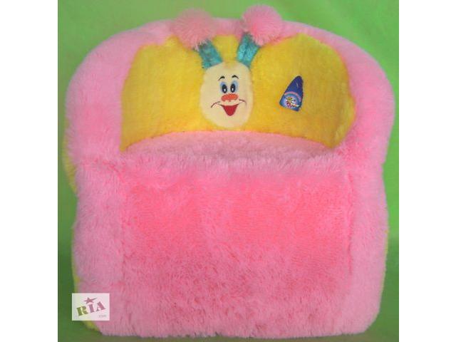 бу Детское кресло мягкое красивое в Киеве