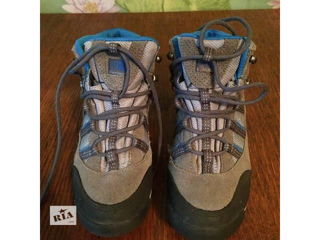 купить бу Детские брендовые демисезонные ботинки Karrimor 21,5 см в Кривом Роге (Днепропетровской обл.)