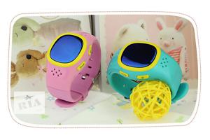 Детские часы GPS трекер с функцией телефона
