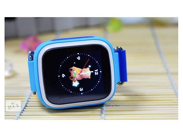 продам Детские часы обновленные Q50 Q60 Q80 Часы-телефон для ребенка!GPS трек бу в Харькове