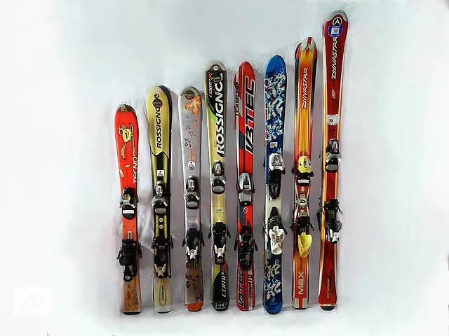 продам Детские Горные Лыжи 90-130см | акция -40% бу в Львове