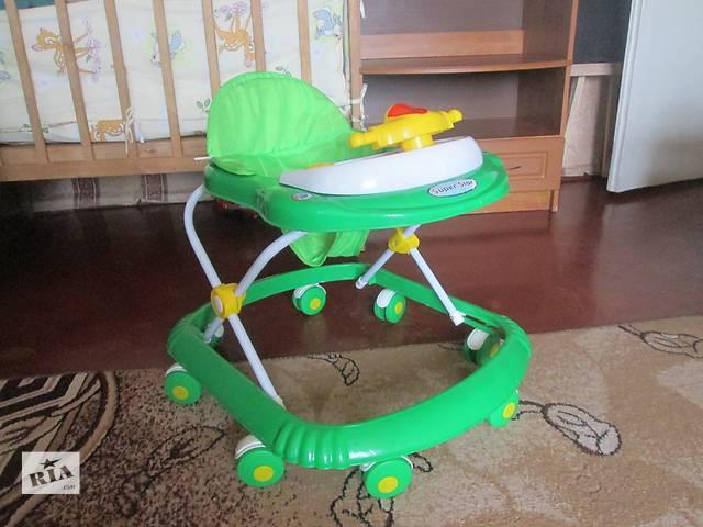 продам Детские ходунки бу в Сумах