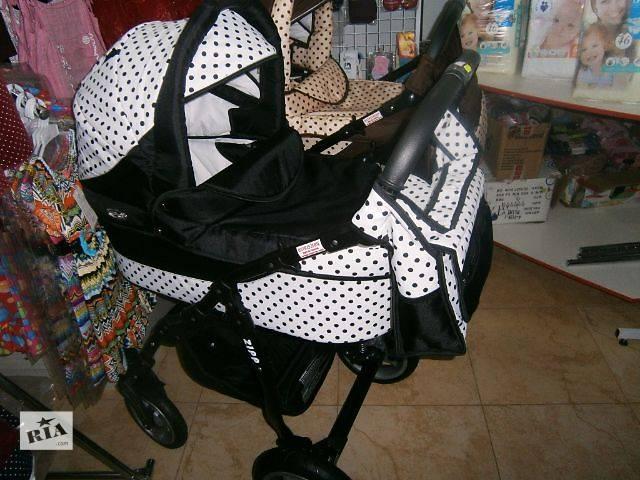 бу Детские коляски ADBOR Польша (модель ZIPP) в Луцке