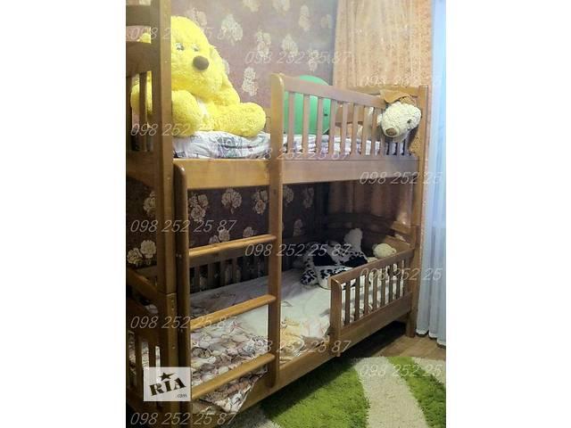 продам Двухъярусная кровать Карина Люкс в полной комплектации с ящиками и с матрасами ,цена от производителя! бу в Одессе