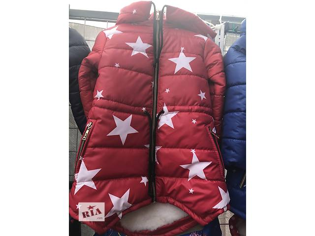 продам Детские куртки на овчине на 5-9 лет оптом звездочки бу в Одессе