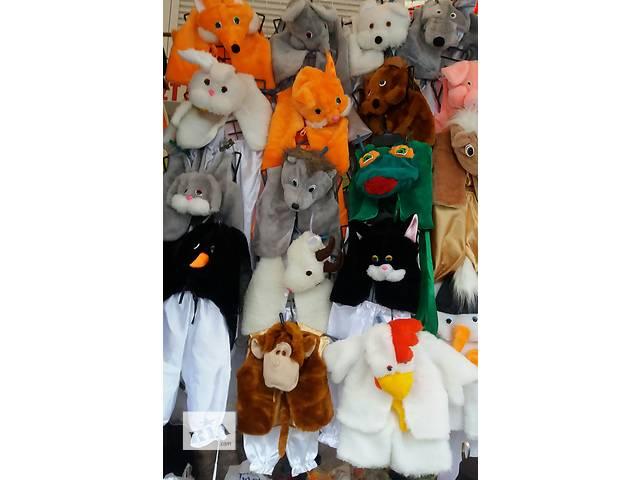 Детские новогодние костюмы зверят  2-3-4-5-6-лет опт и розница- объявление о продаже  в Киеве