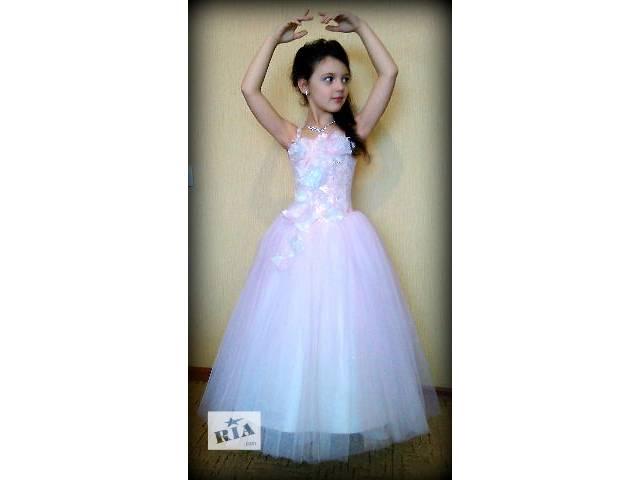 купить бу Детские платья Детские бальные платья новый Для девочек в Николаеве